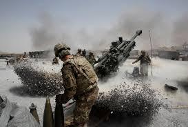 photo essay years of war fire a howitzer artillery piece at seprwan ghar forward fire base in panjwai district kandahar province southern 12 2011