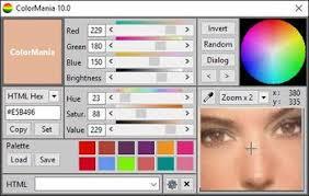 Colormania Advanced Colorpicker