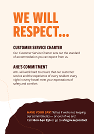 Tell Me About Your Previous Work Experience In Customer Service Ahl Customer Service Charter Aboriginal Hostels Limited