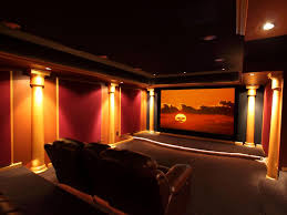 Home Theater Stage Design