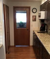 half glass pocket door