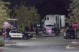 Walmart Alvin Tx Several Found Dead In Truck At Walmart In Human Trafficking Crime