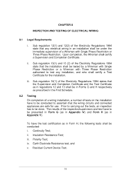 guidelines for electrical wiring in residential buildings 32