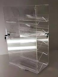 enchanting acrylic countertop display case countertop acrylic lucite countertop display case showcase box