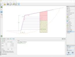 Small Picture MSE Wall Geotechnical Software GEO5 Fine