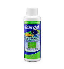 Mardel Fish Disease Chart Mardel Coppersafe Fritz Aquatics