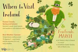 the best time to visit ireland