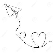 Paper plane drawing tumblr paper airplanes drawings paper doodles drawing ideas buycottarizona gallery
