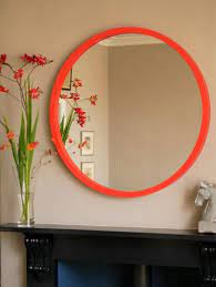 marcel large round mirror large round