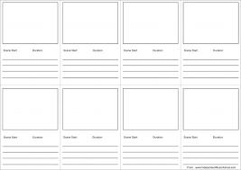 Free Storyboard Templates Custom 48 Audio Video StoryBoard Templates Free Premium Templates