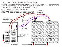 power inverter 1400 watts 24 volt 12 volt 48 volt 1400 watt ac no jumper wire on the double setup
