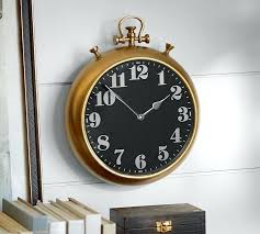 large pocket watch wall clock large red pocket watch wall clock