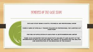 Types of case study in educational psychology   reportthenews