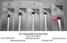 new elf brushes. elf brushes new elf