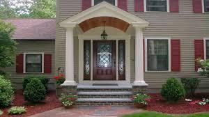 Brick Front Stoop Designs Brick House Front Porch Design Gif Maker Daddygif Com See