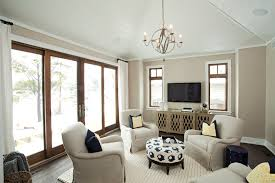 media room lighting fixtures. Wall Mounted Media Console Family Room Transitional With Armillary Sphere Light Fixture. Image By: REFINED LLC Lighting Fixtures