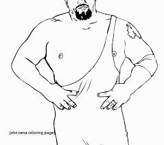 John Cena Coloring Pages Luxury Wwe John Cena Coloring Pages Elegant