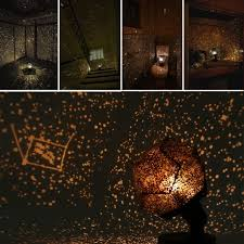 lighting gadgets. Romantic Party Astro Star Sky Projection Cosmos Night Lamp Starry 12 Constellations Lovers Bedroom Decor Lighting Gadgets S