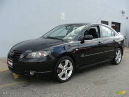 2004 Black Mica Mazda MAZDA3 s Sedan #40064205 | GTCarLot.com ...