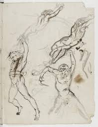 eugene delacroix drawings google search