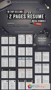 Top Selling Resume Mega Bundle 474387