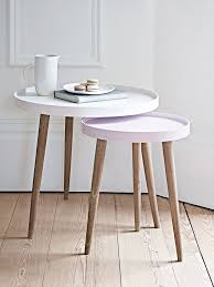 elegant small round side table with small round side table for nursery