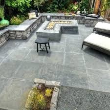 modern concrete patio. Modern Concrete Patio Backyard Designs White E