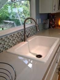 white single bowl kitchen sink. Incredible Drop In Kitchen Sinks Signature Hardware For White Regarding Sink Inspirations 18 Single Bowl