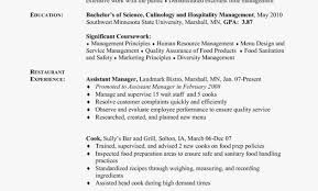 Sample Line Cook Resume | Nfcnbarroom.com