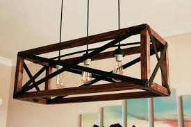wood orb chandelier design diy reclaimed the definitive solution for square