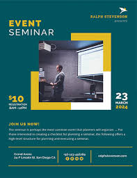 Word Flyer Template Download Free Seminar Flyer Template Download 416 Flyers In Psd Seminar Flyer