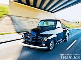 1954 Chevy/GMC Pickup Truck – Brothers Classic Truck Parts