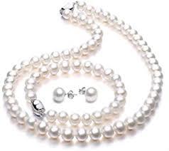 Pearl - Jewellery Sets / Women: Jewellery - Amazon.co.uk