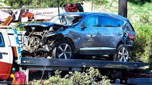 Tiger Woods: Diagnose - Golfstar überlebte Unfall nur mit viel Glück - WELT