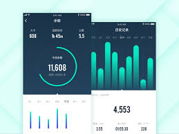 Record Steps Pages For Health App By Sweetie On Dribbble