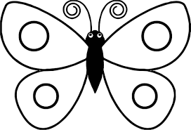 Tranh tô màu con bướm | Trang tô màu, Bướm, Màu sắc