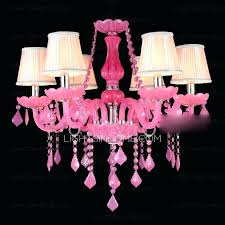 chandeliers chandelier pink crystal pink crystal chandelier for nursery