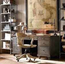 office desk hardware. Restoration Hardware Office Desk Oh This Room They Copy All The Good Old Stuff Been Collecting Home