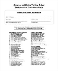 truck driver evaluation form 28 images of car appraisal form template pdf geldfritz net
