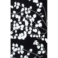 pomona black white outdoor rug 8x10 discontinued