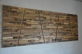 Small Picture Large Reclaimed Wood Wall Art 80 x 30 x
