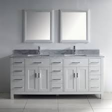 modern double sink bathroom vanity double mirror panels mirror paneled wall medicine storage black modern double