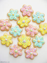 decorated flower sugar cookies. Perfect Decorated How To Decorate Flower Cookies The Easy Way For Decorated Sugar U