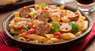 olive garden spaghetti and italian sausage. Contemporary Garden Copy Cat Recipe For Olive Gardens Penne Pasta With Grilled Sausage U0026  Peppers  Station And Garden Spaghetti Italian R