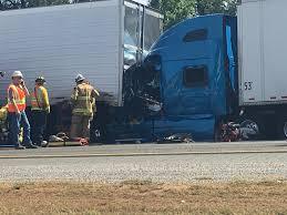 TRAFFIC ALERT: I-5 Accident Near Redding