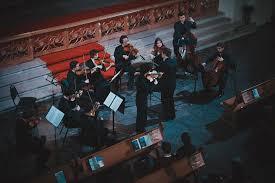 Оркестр «Antonio-orсhestra» : виолончель, альт, гитара ...