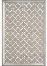safavieh amherst dark gray indoor outdoor rug