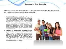 Australia Law Assignment Help