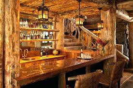 Basement Bar Design Ideas Gorgeous Rustic Bar Designs Rustic Bar Ideas Designs Home With Woven Leather