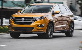 Ford Edge Reviews   Ford Edge Price, Photos, and Specs   Car and ...